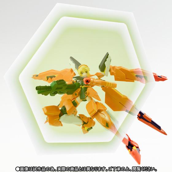 AGP ラファール・リヴァイヴ・カスタムⅡ【ガーデン・カーテン】×シャルロット・デュノア