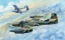 1/48 A-37B ドラゴンフライ プラモデル