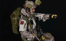 1/6 NSWDG MFF INSERTION -High Altitude Military Parachuting (ES-26001)