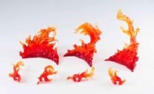 魂EFFECT BURNING FLAME RED Ver.