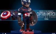 アーティストMIX「アベンジャーズ/エイジ・オブ・ウルトロン」TOUMA × キャプテン・アメリカ