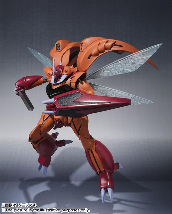 ROBOT魂 [SIDE AB] 聖戦士ダンバイン レプラカーン