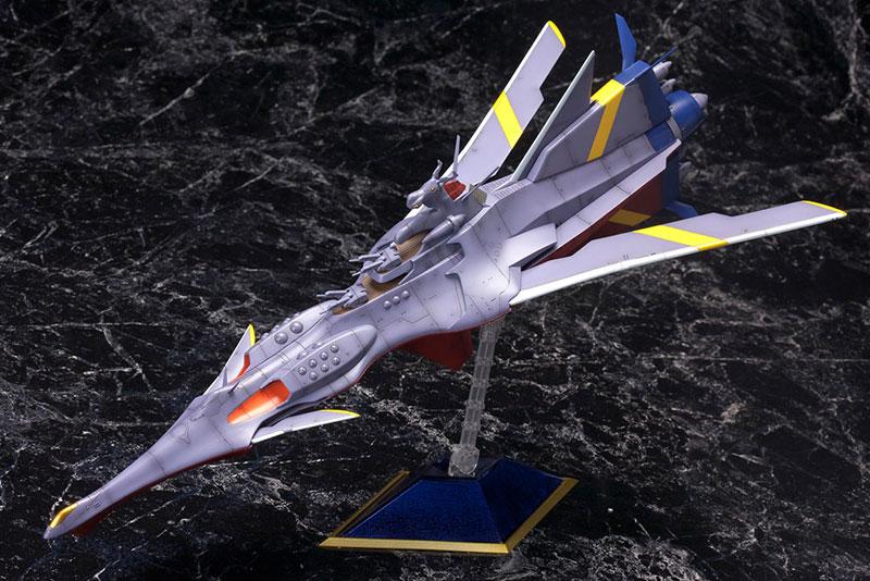 ふしぎの海のナディア N-ノーチラス号 1/1000 プラモデル