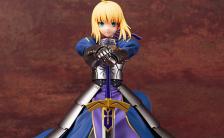 Fate/stay night [Unlimited Blade Works] 騎士王 セイバー 1/7 完成品フィギュア