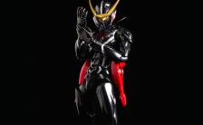 タツノコヒーローズ ファイティングギア 新造人間キャシャーン 限定ブラックバージョン