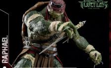 Teenage Mutant Ninja Turtles(ミュータント・タートルズ) Raphael(ラファエロ) 1/6 可動フィギュア
