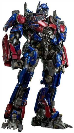 Transformers: Dark of the Moon Optimus Prime