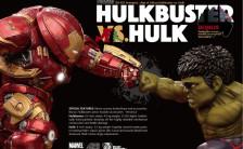 Egg Attack Avengers: Age of Ultron ハルクバスター vs ハルク