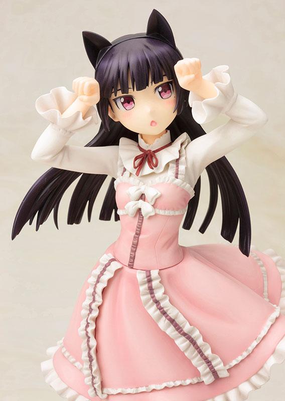 俺の妹がこんなに可愛いわけがない。 黒猫 -Sweet Lolita- 1/7 完成品フィギュア