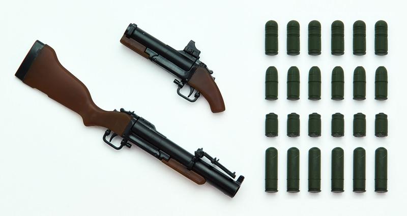 リトルアーモリー LA012 M79タイプ 1/12 プラモデル