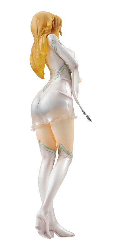 ヤマトガールズコレクション 宇宙戦艦ヤマト2199 森雪 イスカンダル民族衣装Ver. 1/8 完成品フィギュア