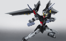 ROBOT魂 [SIDE MS] 機動戦士ガンダムSEED C.E.73 -STARGAZER- ストライクノワール