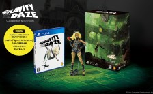 GRAVITY DAZE Collector's Edition