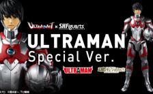 ULTRA-ACT × S.H.フィギュアーツ ULTRAMAN Special Ver. 可動フィギュア