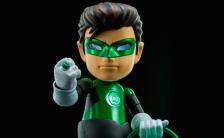 ハイブリッド・メタル・フィギュレーション #028 DCコミックス グリーンランタン 可動フィギュア