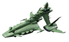 コスモフリートスペシャル 機動戦士ガンダム THE ORIGIN ムサイ改型ワルキューレ 完成品フィギュア