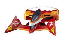 ヴァリアブルアクション 新世紀GPXサイバーフォーミュラ11 エクスペリオンZ/A-8(ドライバー:新条直輝) 可動フィギュア