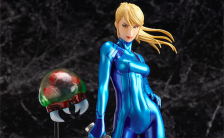 METROID Other M サムス・アラン ゼロスーツver. 1/8 完成品フィギュア