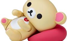 フィギュアコンプレックス キャラクターリボ Series No.002 コリラックマ 可動フィギュア