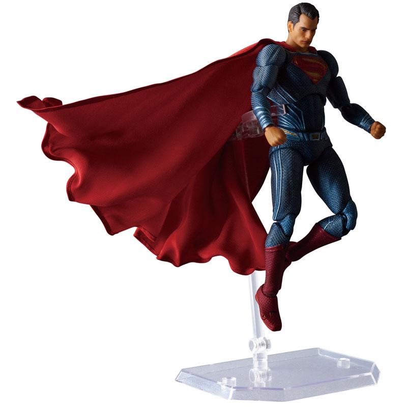 マフェックス No.018 MAFEX バットマン vs スーパーマン ジャスティスの誕生 SUPERMAN ノンスケール 可動フィギュア
