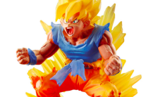 ドラカプメモリアル 02 ドラゴンボール超 超サイヤ人 孫悟空 完成品フィギュア
