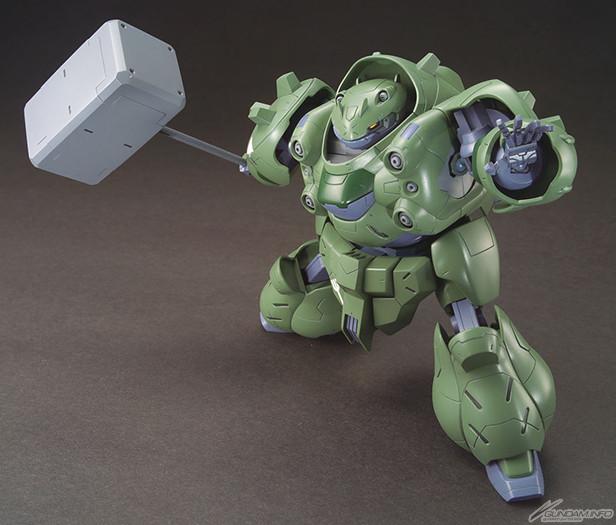 HG 機動戦士ガンダム 鉄血のオルフェンズ 1/144 ガンダムグシオン プラモデル