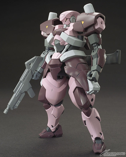 HG 機動戦士ガンダム 鉄血のオルフェンズ 1/144 百錬(アミダ機) プラモデル