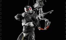 Crysis(クライシス) Prophet(プロフェット) 1/6 可動フィギュア