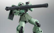 ROBOT魂 [SIDE MS] 機動戦士ガンダム MS-06 量産型ザク ver. A.N.I.M.E. 可動フィギュア
