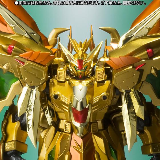 SDX 新SDガンダム外伝 黄金神話 黄金神スペリオルカイザー 可動フィギュア