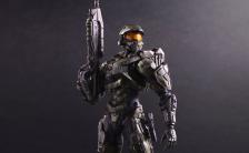 プレイアーツ改 Halo 5: Guardians マスターチーフ 可動フィギュア