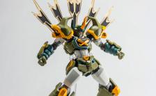 Vulcanlog(ヴァルカン-ログ) 008 戦国魔神ゴーショーグン 〜リアルフォームver.〜(宮沢模型流通限定) 可動フィギュア