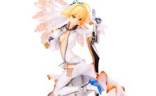キャラグミン Fate/EXTRA CCC セイバー・ブライド 1/8 カラーレジンキット(未塗装未組立品)