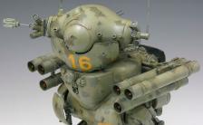 マシーネンクリーガー 1/20 陸戦GANS プラモデル