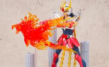D.D.PANORAMATION 聖闘士星矢 フェニックス一輝-鳳翼天翔- 可動フィギュア