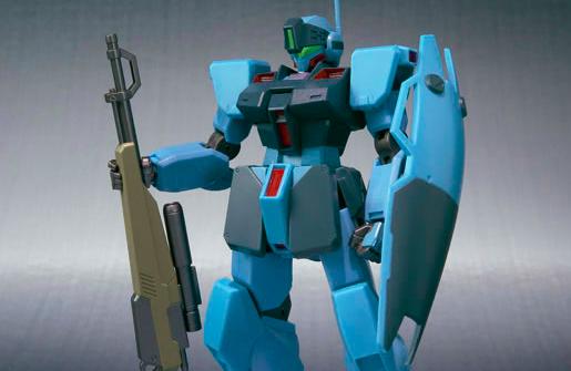 ROBOT魂 [SIDE MS] 機動戦士ガンダム0080 ポケットの中の戦争 ジム・スナイパーII 可動フィギュア