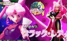 S.H.フィギュアーツ 『美少女戦士セーラームーン』 ブラック・レディ 可動フィギュア