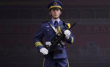 1/6スケール アクションフィギュア 中国人民解放軍空軍 儀仗兵(78029C)