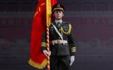 1/6スケール アクションフィギュア 中国人民解放軍陸軍 儀仗兵(78029A)