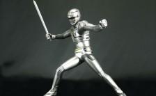 スーパーヒーローソフビキットコレクション 宇宙刑事ギャバン 1/8 未塗装組立キット
