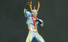 スーパーヒーローソフビキットコレクション イナズマン 1/8 未塗装組立キット