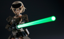 M.S.G モデリングサポートグッズ ギミックユニット02 LEDソード GREEN Ver. ノンスケール プラモデル