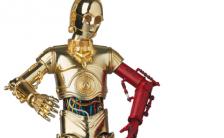 マフェックス No.029 『スター・ウォーズ/フォースの覚醒』 C-3PO & BB-8 ノンスケール 可動フィギュア