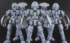 プラアクト・オプション・シリーズ06:フレームユニット ノンスケール プラモデル