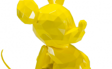 POLYGO Mickey Mouse YELLOW(ポリゴ ミッキーマウス イエロー) ノンスケール 完成品フィギュア
