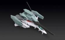 超時空要塞マクロスII -LOVERS AGAIN- 1/60 可変 VF-2SS バルキリーII用 スーパーアームドパック 可動フィギュア