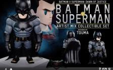 アーティストMIX 『バットマン vs スーパーマン ジャスティスの誕生』 TOUMA × バットマン 完成品フィギュア
