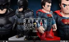 アーティストMIX 『バットマン vs スーパーマン ジャスティスの誕生』 TOUMA × バットマン&スーパーマン(2体セット) 完成品フィギュア