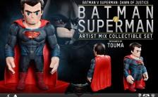 アーティストMIX 『バットマン vs スーパーマン ジャスティスの誕生』 TOUMA × スーパーマン 完成品フィギュア