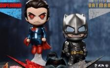 コスベイビー 『バットマン vs スーパーマン ジャスティスの誕生』 サイズS アーマー・バットマン&スーパーマン(2体セット) 完成品フィギュア